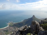 Attractions around Table Mountain