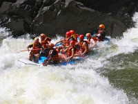 Africa's Top White-Water Rafting Destinations