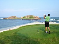 Scenic South African Golf Courses