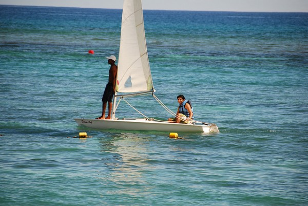 Sailing in Mauritius ©DoshiJi/Flickr