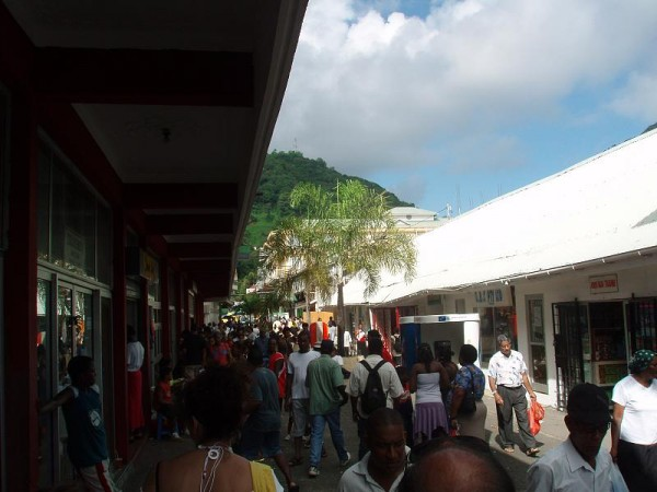 shopping in Seychelles