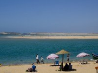 beach in Morocco